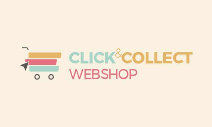 Click & Collect webshop